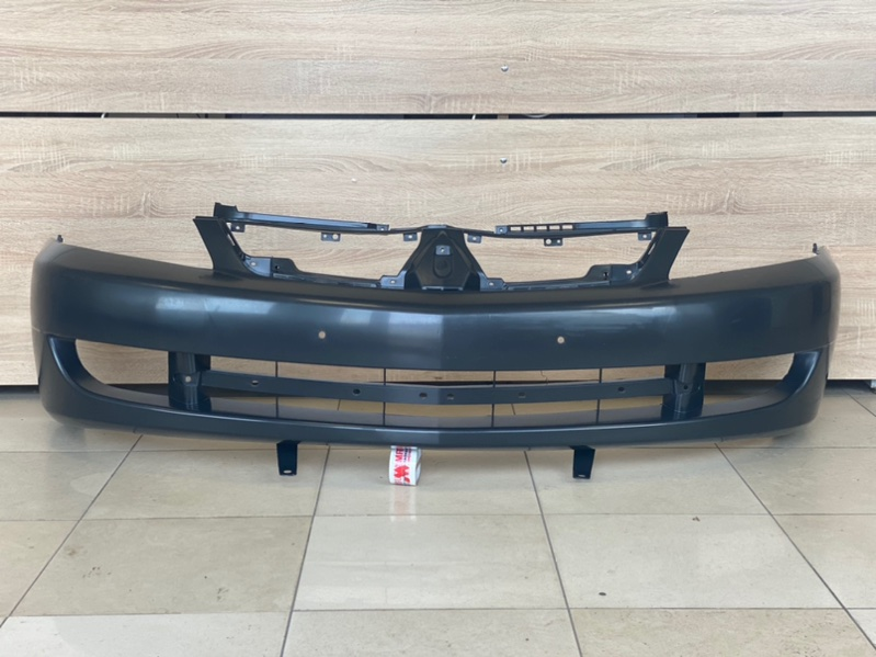 Бампер передний Mitsubishi Lancer 9 CS1A 4G13 2000 2001 2002 2003 2004 2005 2006 2007 2008 2009 2010 2011 передний MBB027NA