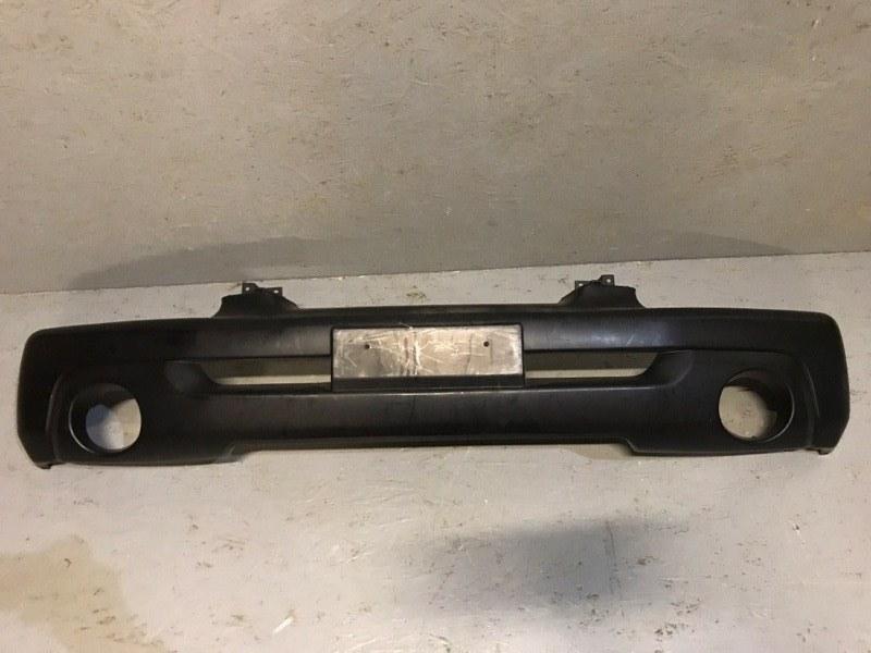 Бампер передний Mitsubishi Pinin H66W 4G93 1999 передний MB4750601