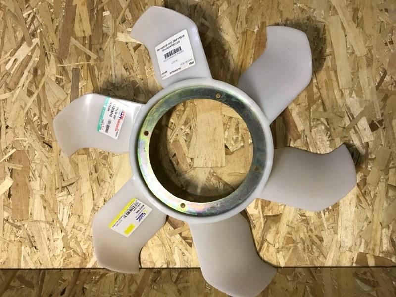 Вентилятор радиатора Mitsubishi L200 2005- KB4T 4D56 2005 43FC456