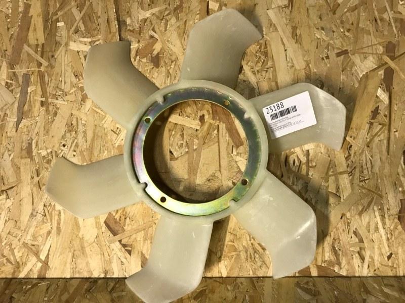 Крыльчатка вентилятора Mitsubishi Pajero 4 V87W 4M41 2006 MB41066