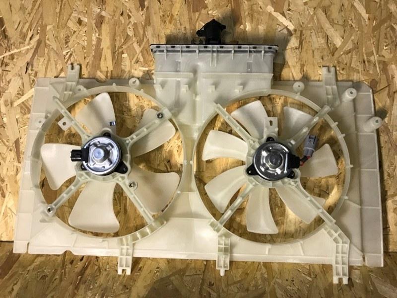 Диффузор радиатора двигателя Mazda Mazda 6 GG 1.8 2002 2003 2004 2005 2006 2007 lF1915025