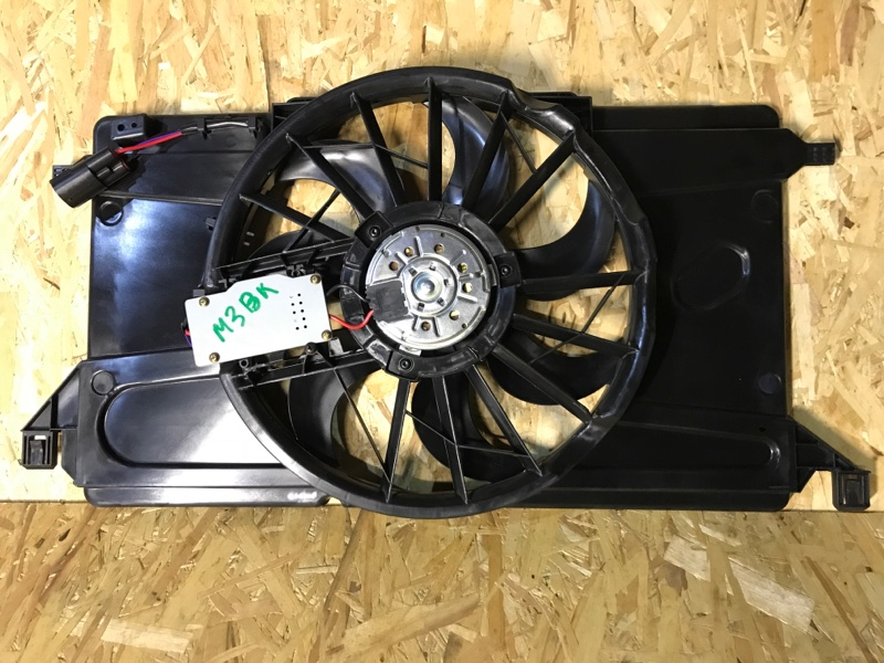 Диффузор радиатора двигателя Mazda Mazda 3 BK 1.6 2003 404025