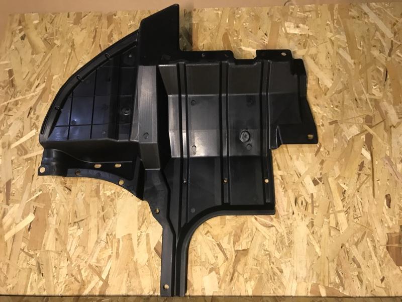 Пыльник переднего бампера Mitsubishi Outlander 1 CU4W 4G64 2001 передний левый MB11028