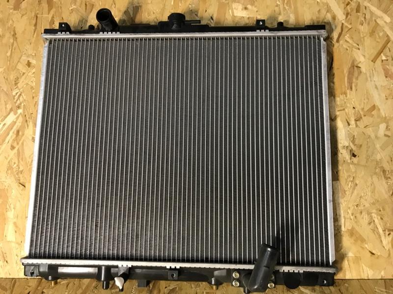 Радиатор двс Mitsubishi Pajero Sport 1 K97W 4D56 1998 MBPAS97914