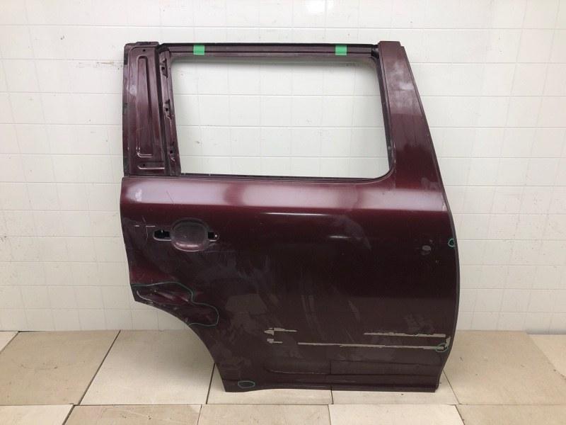 Дверь Skoda Yeti 5L CAXA 2009 задняя правая (б/у) 5L0833052