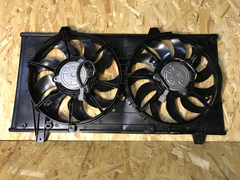 Диффузор радиатора двигателя Mazda Mazda 6 GH 1.8 2008 175L51715025C