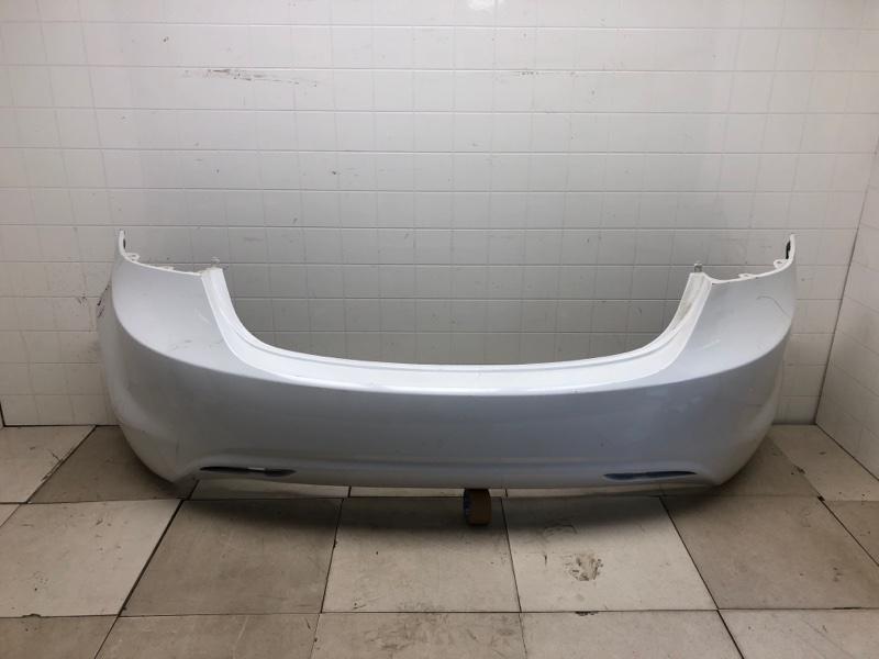 Бампер задний Hyundai Elantra 5 MD 2010 задний (б/у) 866113X000
