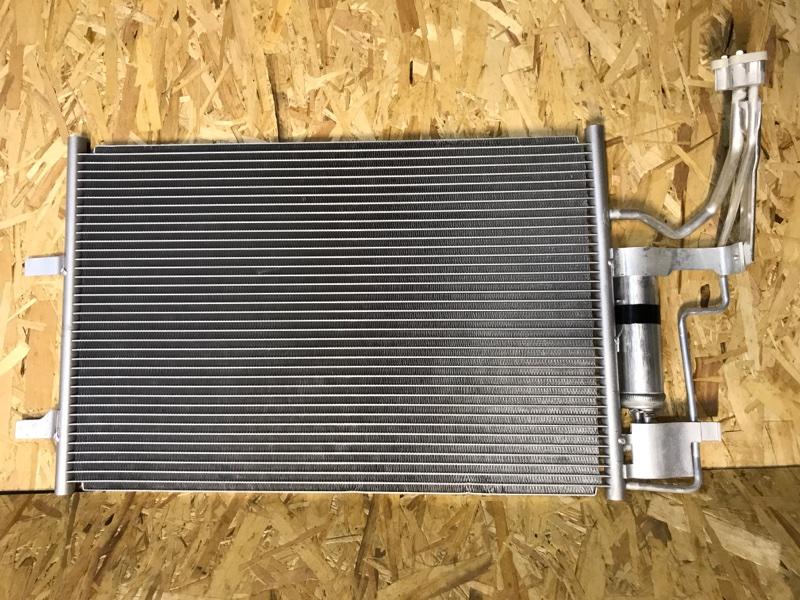 Радиатор кондиционера Ford Focus 2 2005 передний (б/у) 104902C