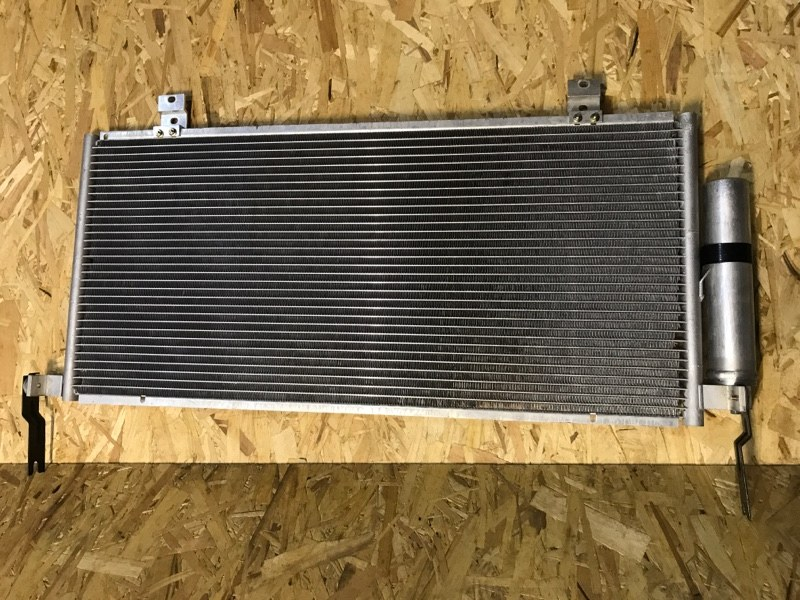 Радиатор кондиционера Mitsubishi Galant DJ1A 4G69 2003 MBGAL04930