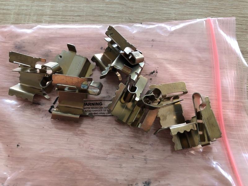 Скоба тормозного суппорта Mitsubishi Asx GA1W 4B10 2010 (б/у) 4605B563