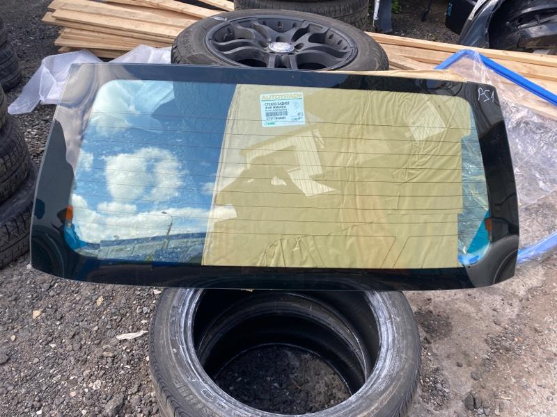 Стекло крышки багажника Mitsubishi Pajero Sport 1 K97W 4D56 1998 заднее P45RW\H\X