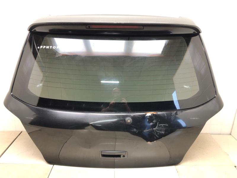 Крышка багажника Mitsubishi Outlander 1 CU2W задняя (б/у) MR954463
