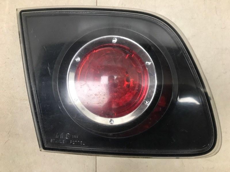 Фонарь в крышку багажника Mazda Mazda 3 BK 1.6 2003 задний левый (б/у) BN9A513F0C