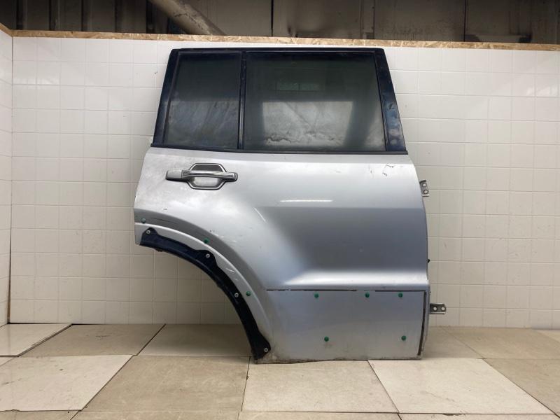 Дверь Mitsubishi Pajero 3 V64W 4D56 2000 2001 2002 2003 2004 2005 2006 задняя правая (б/у) 5700A4572