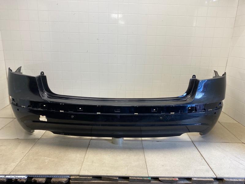 Бампер задний Hyundai Genesis BH G4KF 2008 задний (б/у) 866113M000