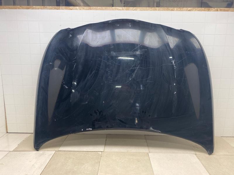 Капот Hyundai Sonata 6 YF 2009 передний (б/у) 664003Q000