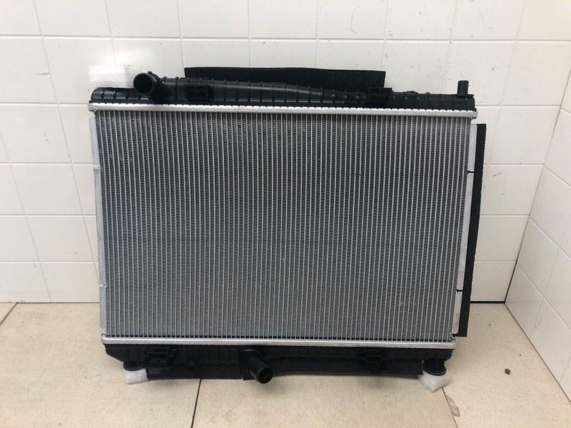 Радиатор двс Ford Ecosport CCN 2014 передний 1890523