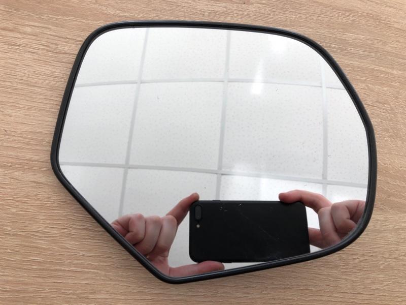 Зеркальный элемент Mitsubishi Pajero Sport 3 KS1W 4N15 2015 правый (б/у) 7632C958