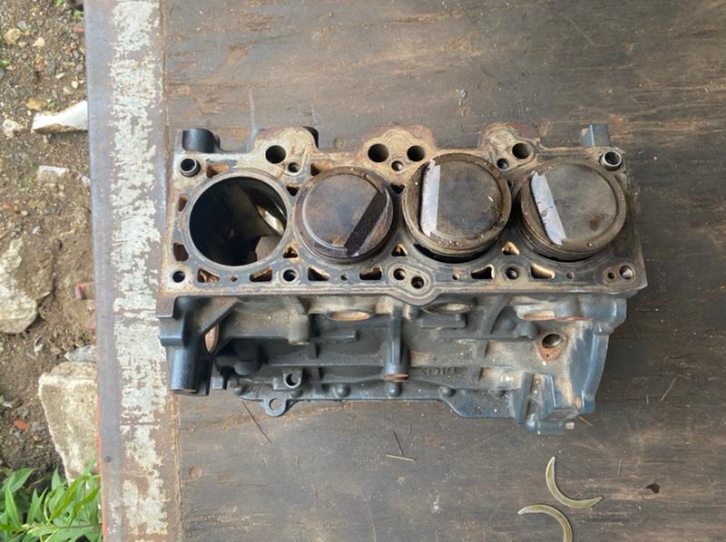 Двигатель Hyundai Elantra 3 XD2 1.4 2004 (б/у) 2110223G30