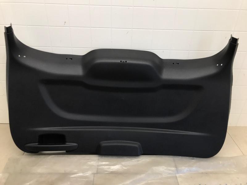 Обшивка багажника Ford Kuga 2012 задняя (б/у) 2051692