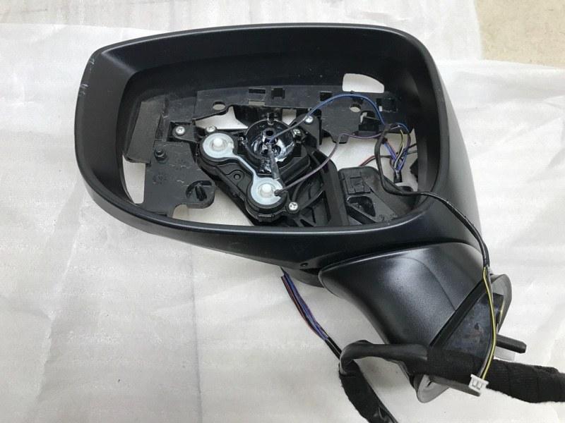 Зеркало левое Mazda Cx-5 2017- KF 2.0 2017 левое (б/у) KB8M69181