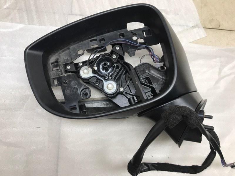 Зеркало левое Mazda Cx-5 2017- KF 2.0 2017 левое (б/у) KD3M69181