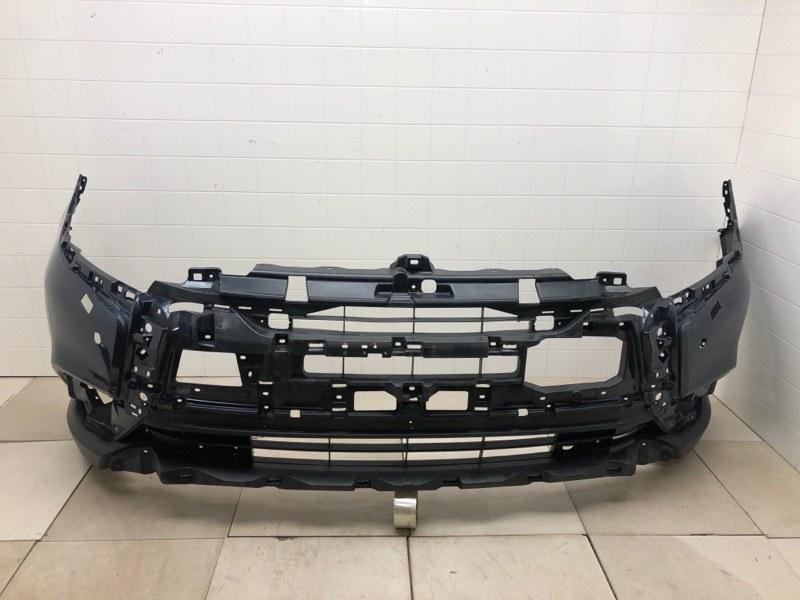 Бампер передний Mitsubishi Outlander 3 GF2W 4B10 2015 передний (б/у) 6400H394