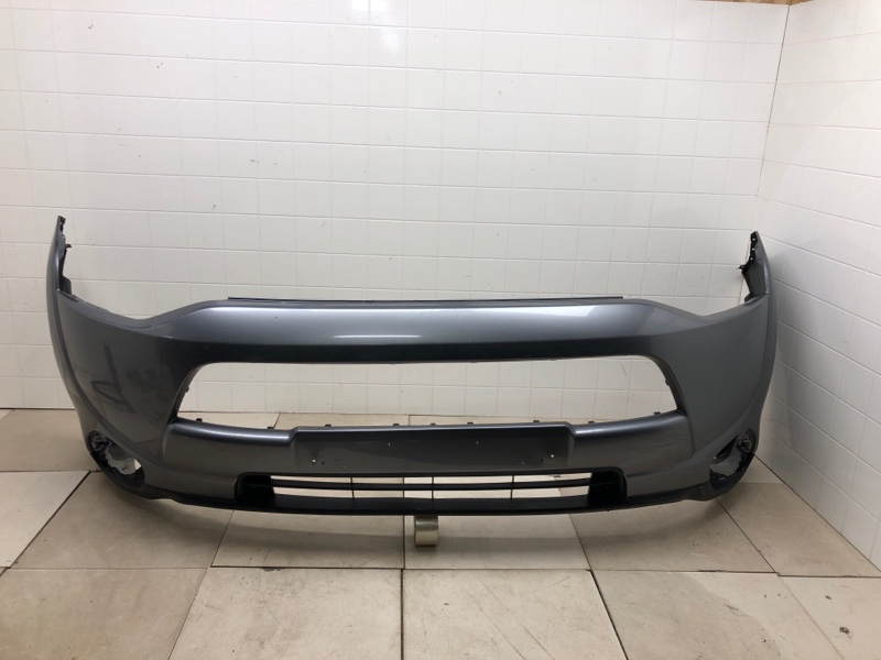 Бампер передний Mitsubishi Outlander 3 GF2W 4B10 2013 2014 передний (б/у) 6400F634