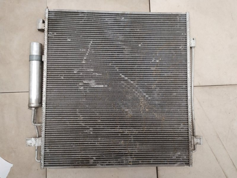 Радиатор кондиционера Mitsubishi L200 2015- KS1W 4N15 2015 (б/у) 7812A341