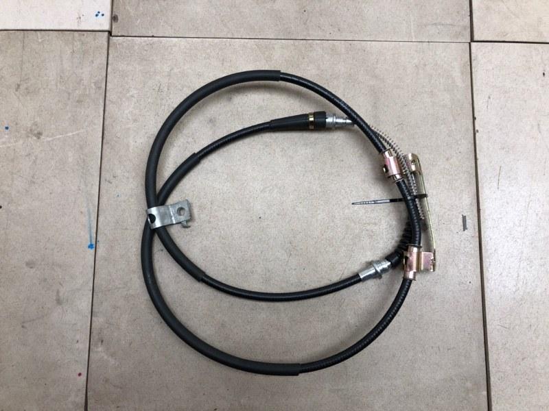 Трос ручника Kia Shuma D4BB задний левый (б/у) 0K2A144420E