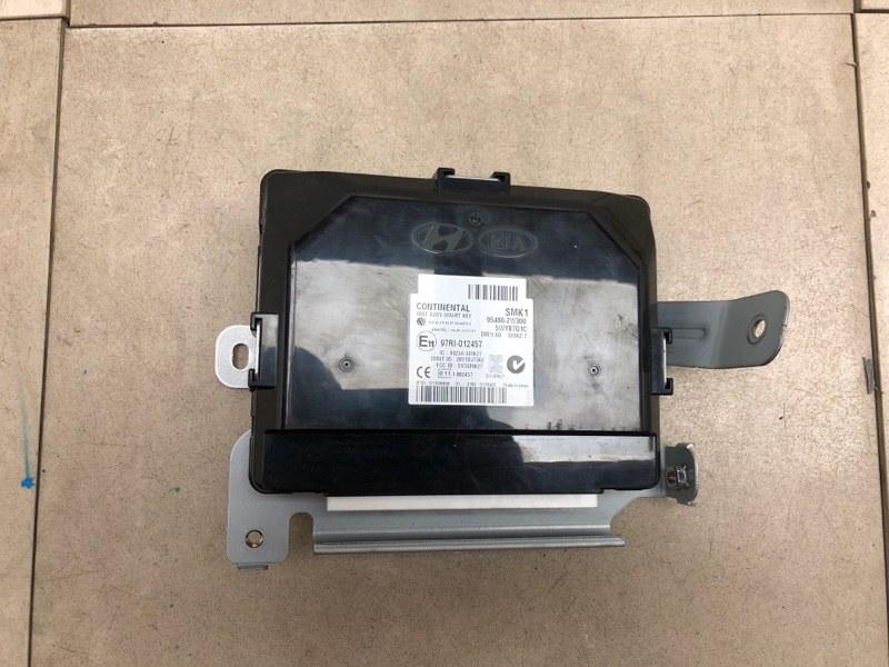 Блок управления Hyundai Santa Fe 3 DM 2013 (б/у) 954802W300