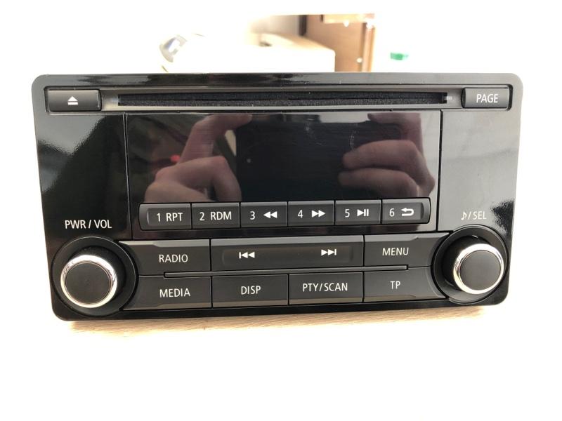 Магнитола Mitsubishi Asx GA1W 4B10 2010 (б/у) 8701A406