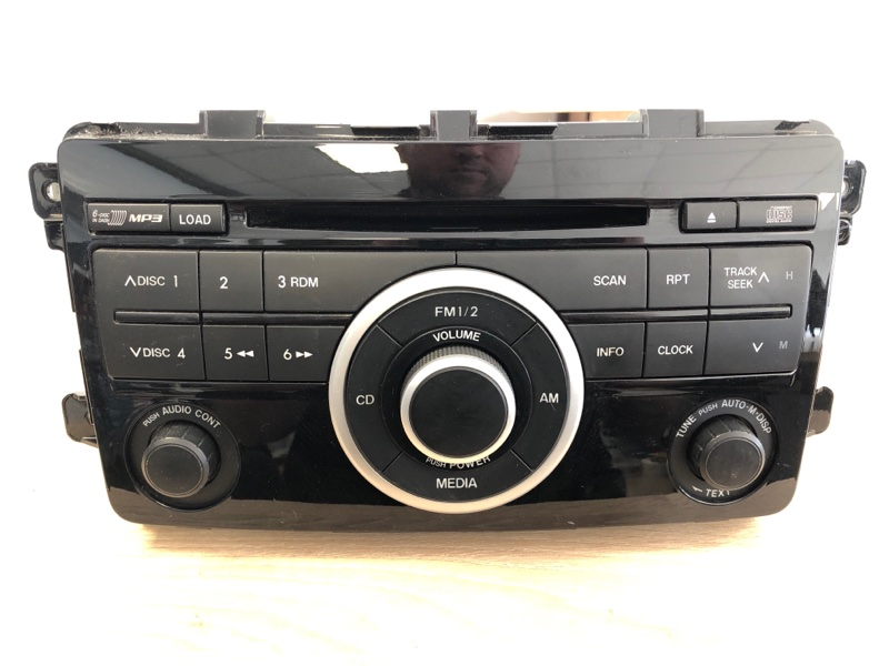 Магнитола Mazda Cx-9 (б/у) TD8766ARX