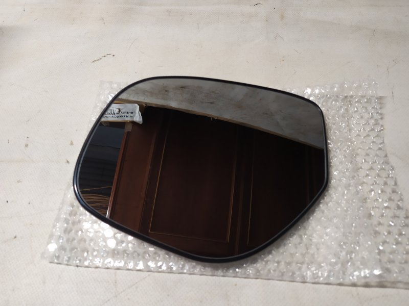Зеркальный элемент Mitsubishi Outlander 3 GF2W 4B10 2012 левый 7632B609