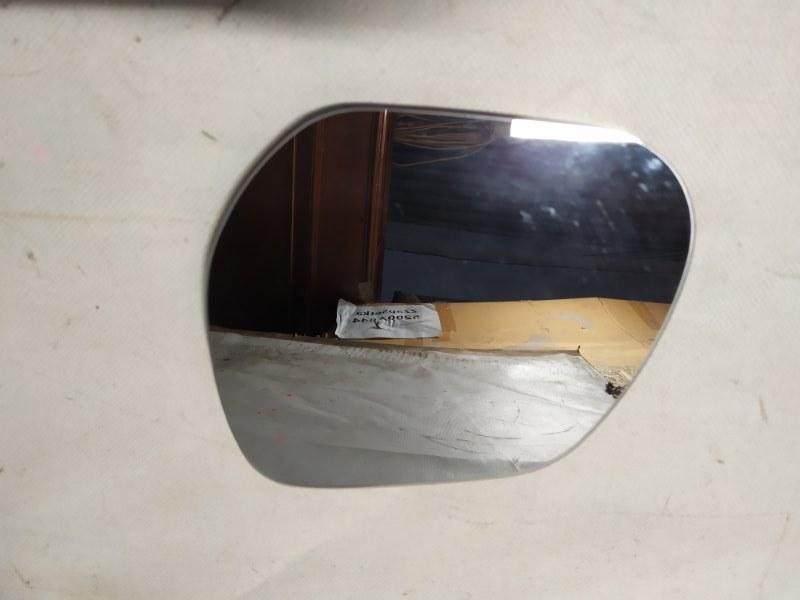 Зеркальный элемент Mitsubishi Outlander Xl CW1W 4B11 2006 2007 2008 2009 левый 68500603