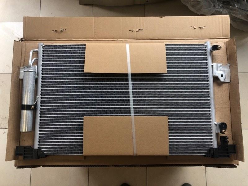 Радиатор кондиционера Mitsubishi Outlander Xl CW1W 4B11 2006 2007 2008 2009 2010 2011 2012 1040029ZH