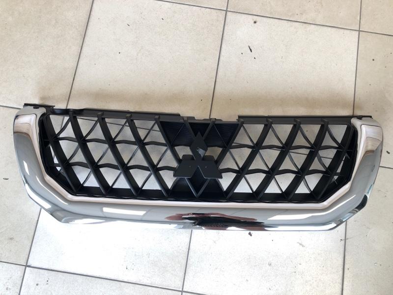 Решетка радиатора Mitsubishi Pajero Sport 1 K97W 4D56 1998 STMBY7093B0