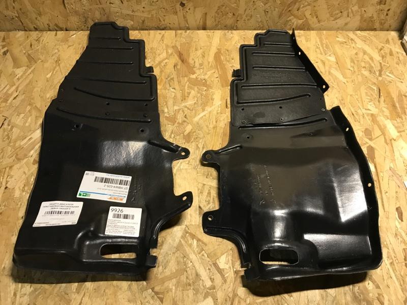 Защита двигателя Mitsubishi Lancer 9 CS1A 4G13 2000 2001 2002 2003 2004 2005 2006 2007 2008 2009 2010 2011 STMBW40252
