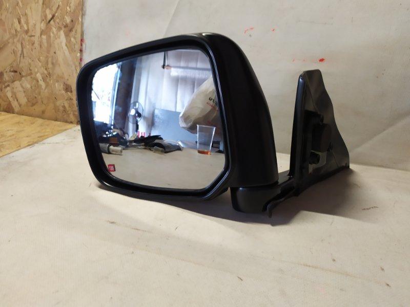 Зеркало левое Mitsubishi L200 1995-2005 4D56 1998 1999 2000 2001 2002 2003 2004 2005 левое MR361089