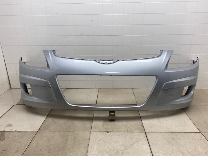 Бампер передний Hyundai I-30 JD 2007 передний (б/у) 865112R000
