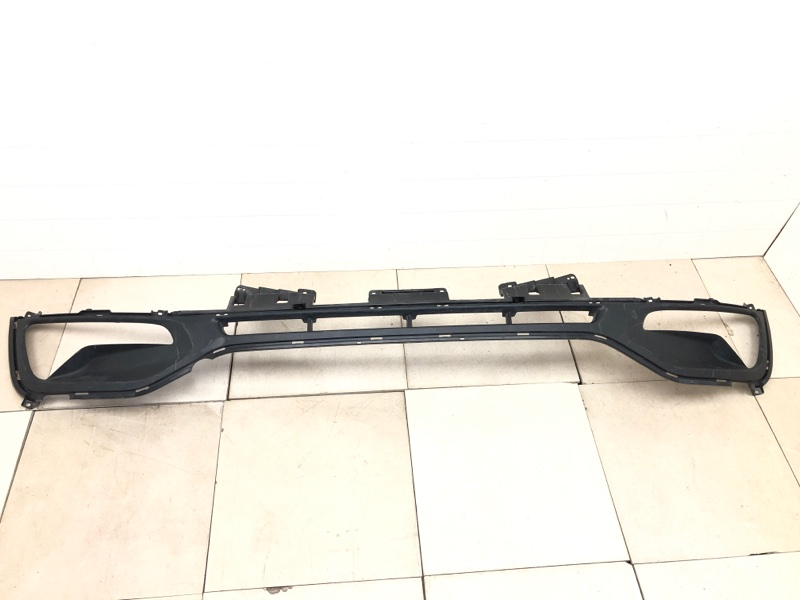 Решетка бампера Kia Sportage передняя нижняя (б/у) 865613U000