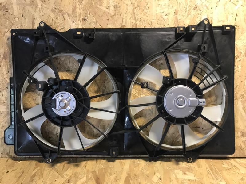 Диффузор радиатора двигателя Mazda Cx-5 KE 2.0 2011 LZMZX511270