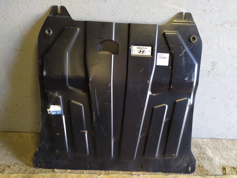 Защита двигателя Hyundai I-40 2011 передняя R40103Z100