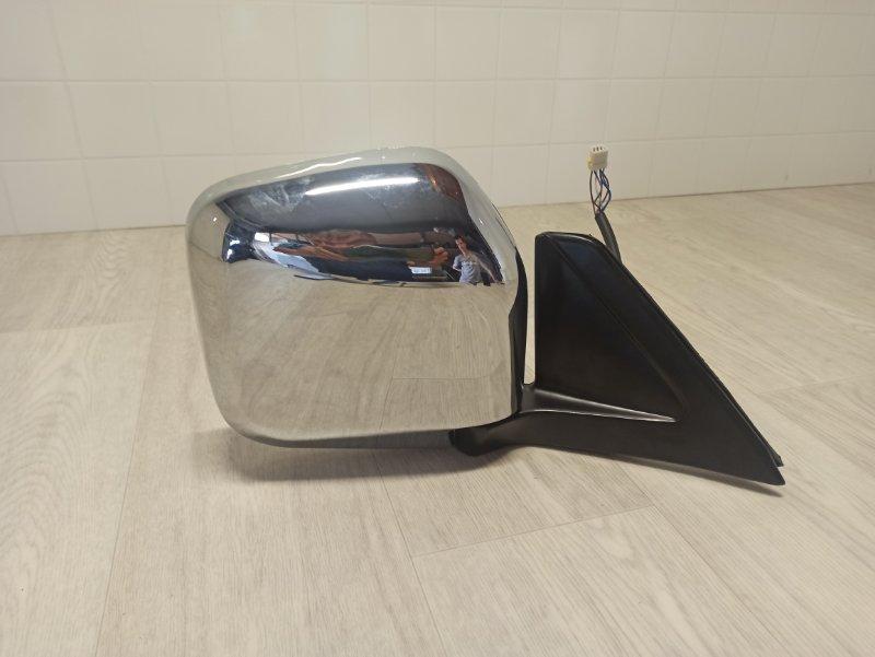 Зеркало левое Mitsubishi Pajero Sport 1 правое STMBY79402