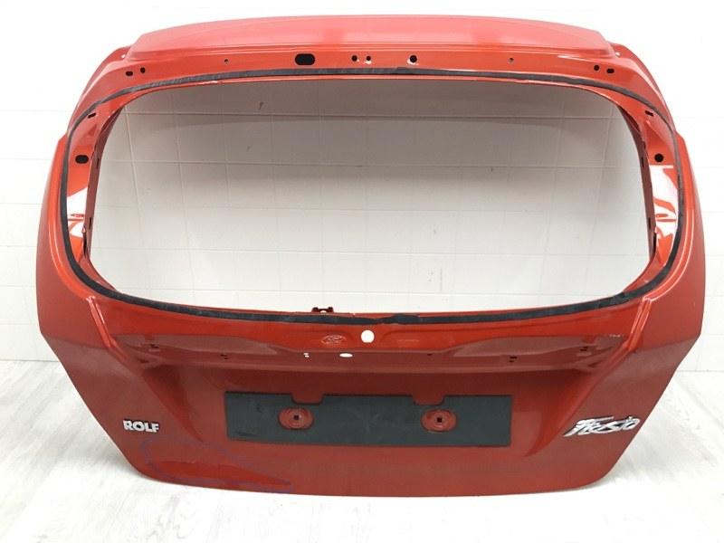 Крышка багажника Ford Fiesta MK6 2008 задняя (б/у) 1763986