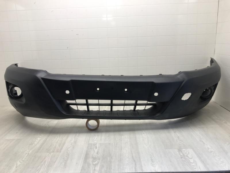 Бампер передний Ford Transit TTF CV24 2014 передний (б/у) BK31R17757