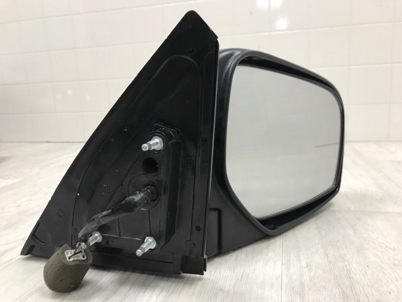 Зеркало правое Mitsubishi Pajero Sport 2 KB4T 4D56U 2007 правое (б/у) MN167430