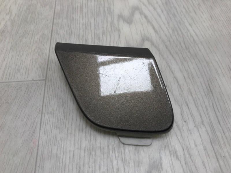 Заглушка буксировочного крюка бампера Ford Focus 3 BK IQDB 2011 передняя (б/у) BM5117A989ABW