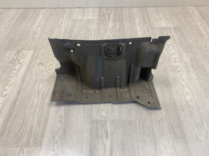 Защита двигателя Mitsubishi Lancer 10 CY1A 4B11 2006 2007 2008 2009 2010 2011 2012 правая (б/у) MN154380