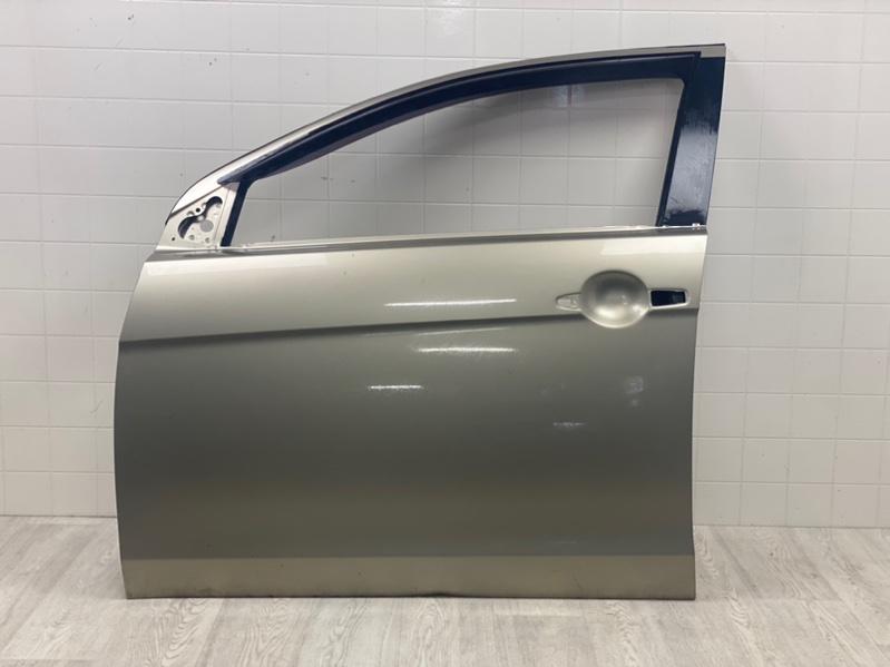 Дверь Mitsubishi Lancer 10 CY1A 4A91 2007 передняя левая (б/у) 5700A557